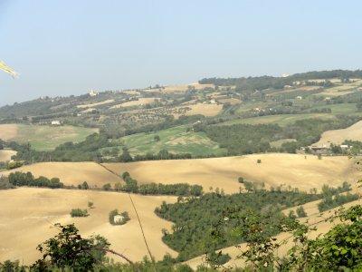 Umbrian Hills II