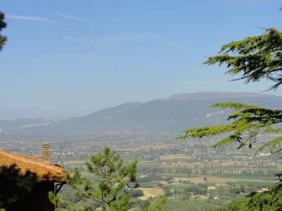 Umbrian valley