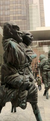 United Enemies in the MoMA Sculpture Garden
