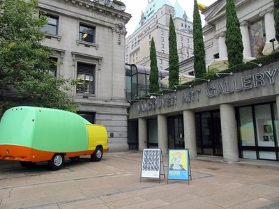 Vancouver Art Gallery Will Be Gone from Here