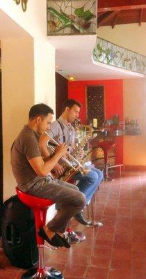 Very Fine Jazz Musicians