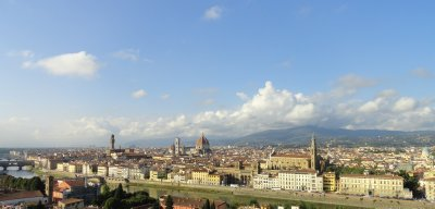 View 2 from Piazzalle Michelangelo