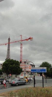 Visit des Egouts de Paris