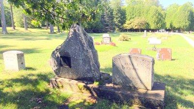 Washing Island Cemetery 2