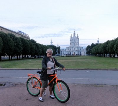 White Nights Bike Tour