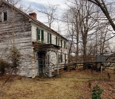 Willa Cather's Early Childhood Home