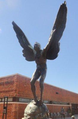 Winged Liberty
