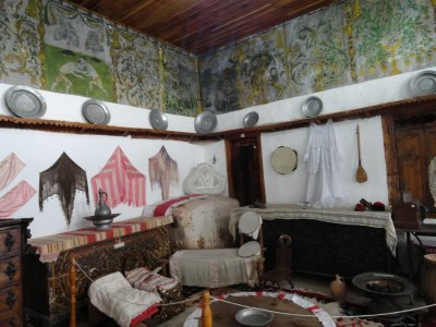 Women's room in Muslim ethnographic museum