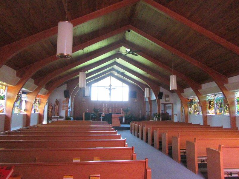 1950's Church
