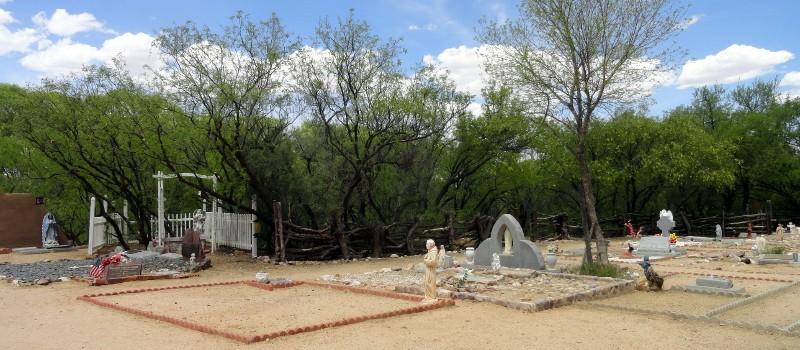 St Davis Monastery Cemetery 2