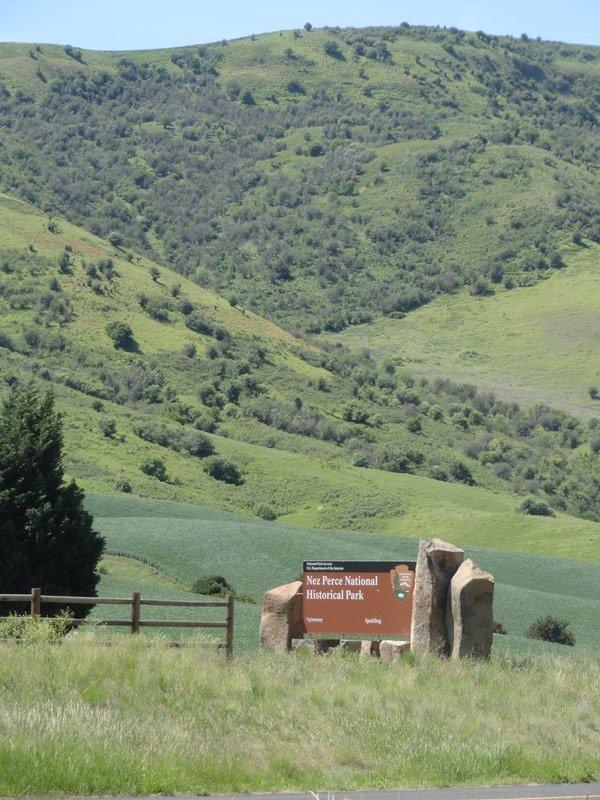 Nez Perce NHP