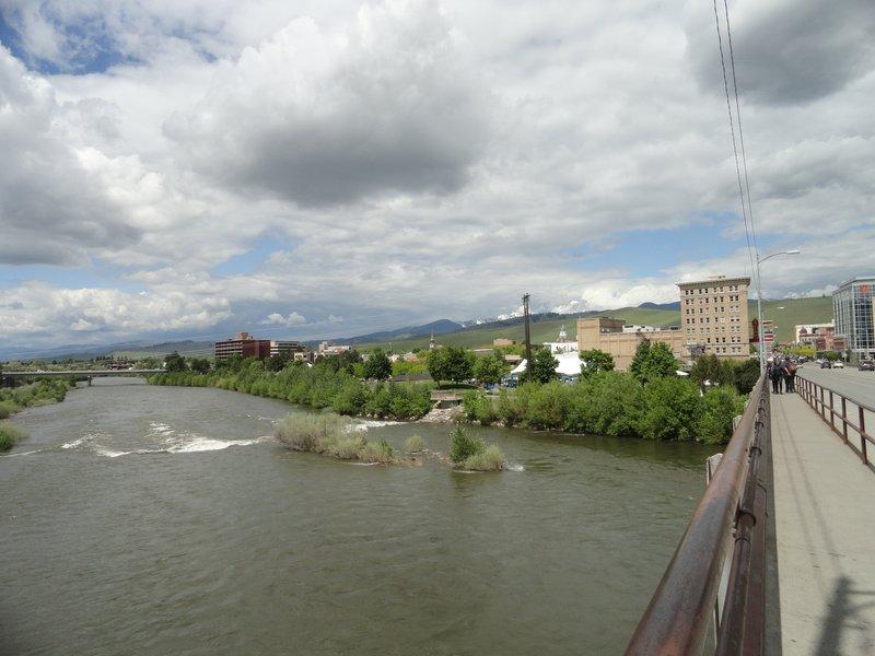 A River Runs through Missoula