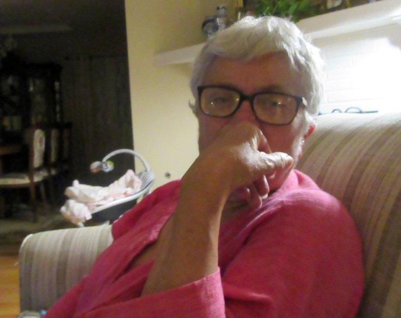 All Grandbabies Are Quiet