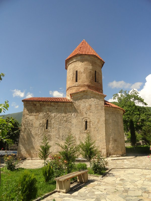 Ancient Albanian Church 3