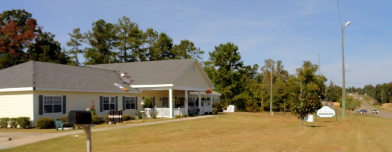 Assisted Living Center Where Harper Lee Lives