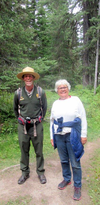 Celebrating 100 Years with Ranger John Frank