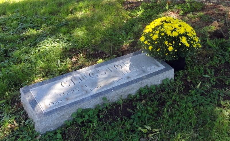 Clugston Memorial