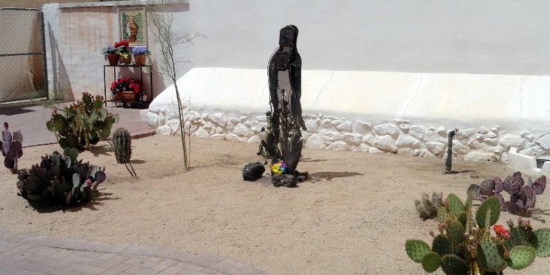 Desert Garden at the Mission