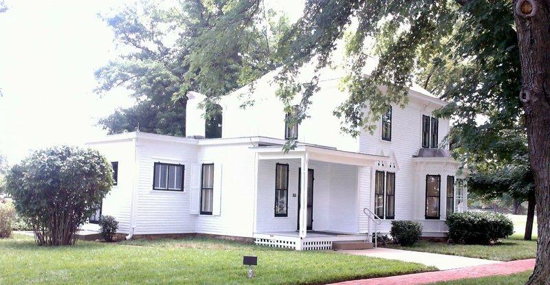 Eisenhower Boyhood Home