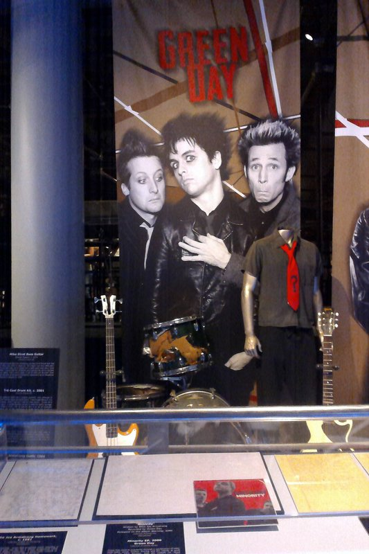 Green Day Display
