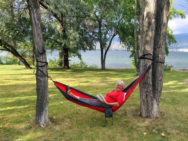 Hanging Out on Lake Okanagan