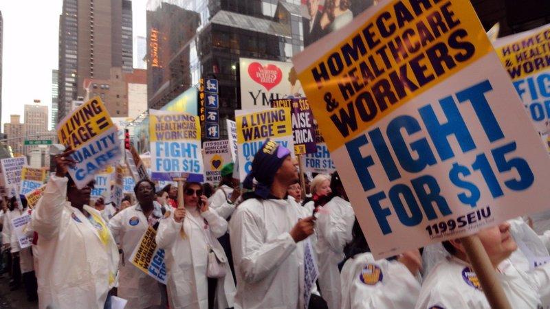 Healthcare Workers Deserve It