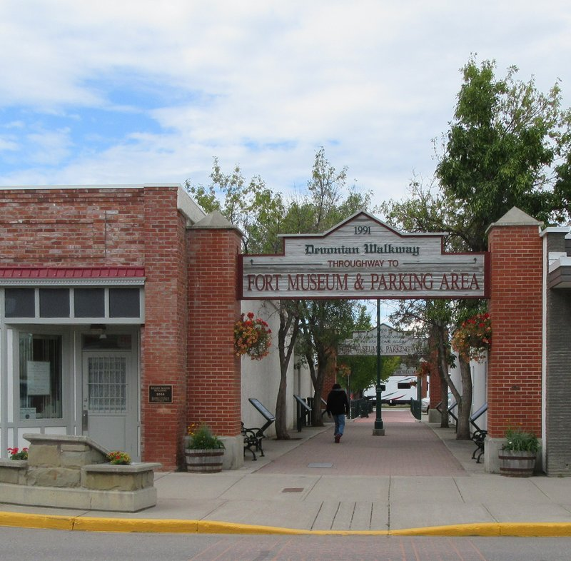 Historic Fort Macleod