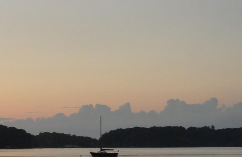I Love Any Lake View
