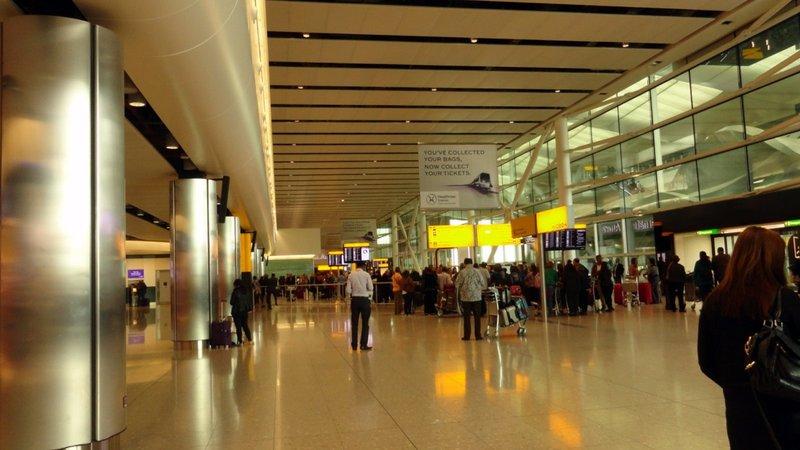 Terminal 2 Heathrow Airport