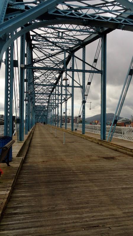 Longest Pedestrian Only Bridge in the World