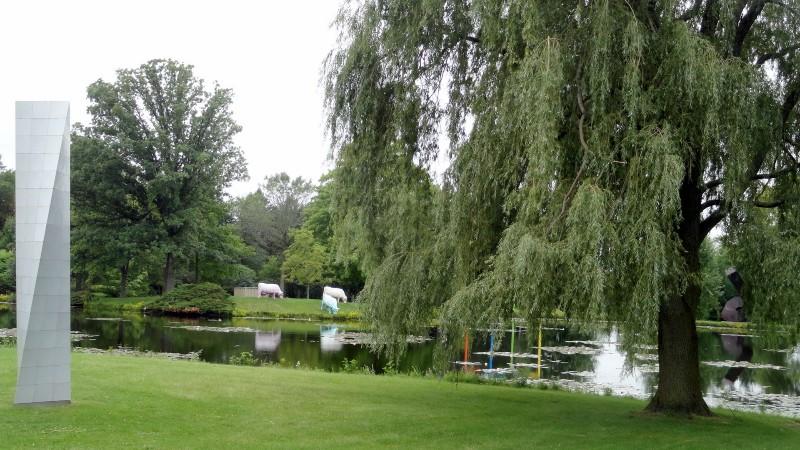 Lynden Sculpture Garden 2