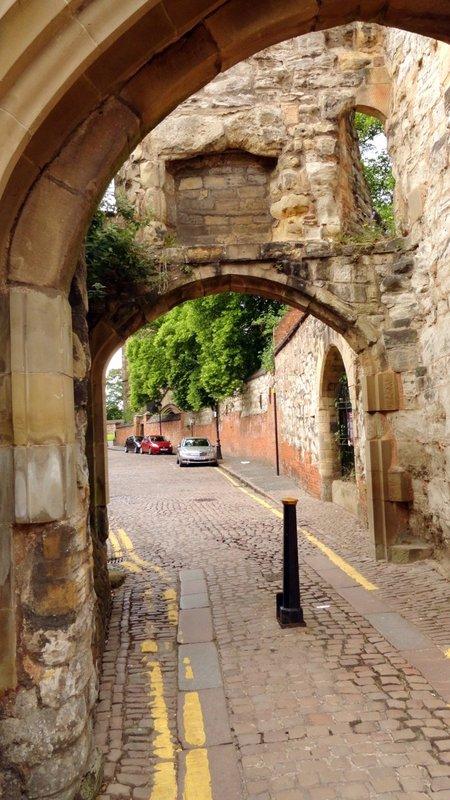 Medeival Arches