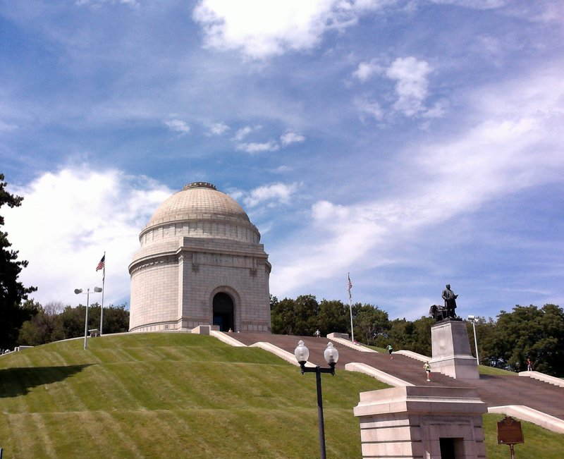 Monument to President McKinley