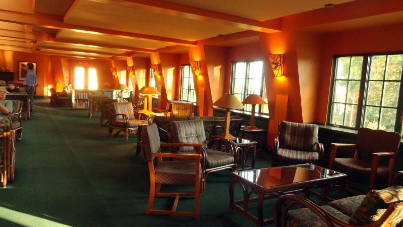 Naniboujou Lounge