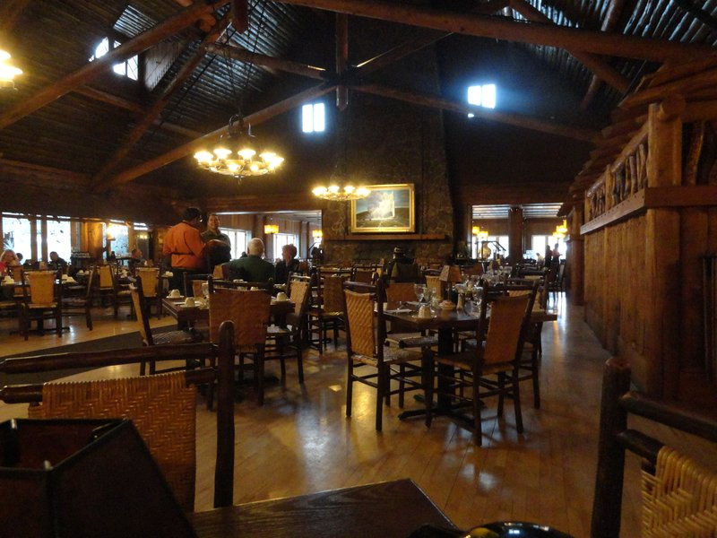 OFI Dining Room