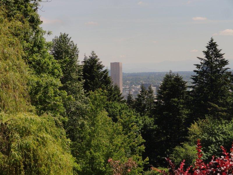 Overlooks Portland