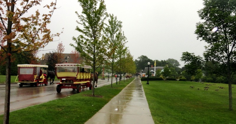 Rainy Day on Mackinac 8-29-2014 8-07-13 AM
