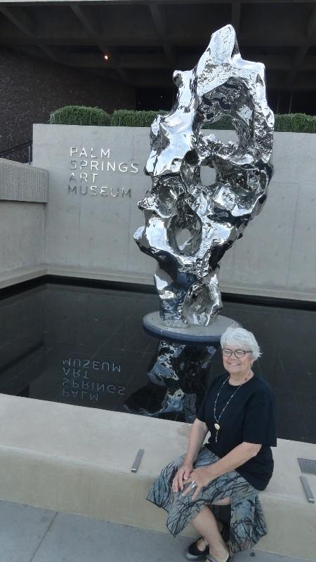 Scholar Stone Sculpture at PS Art Museum