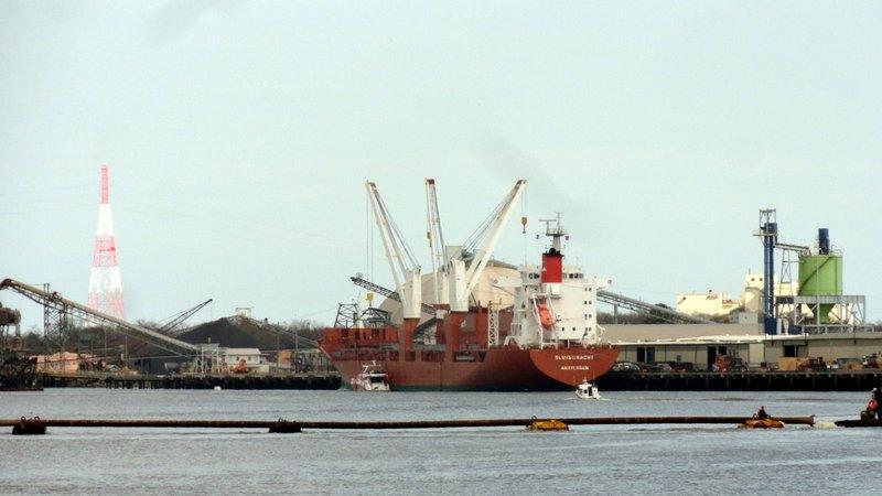Still a Major Port