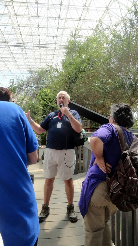 Take a Tour at Biosphere 2