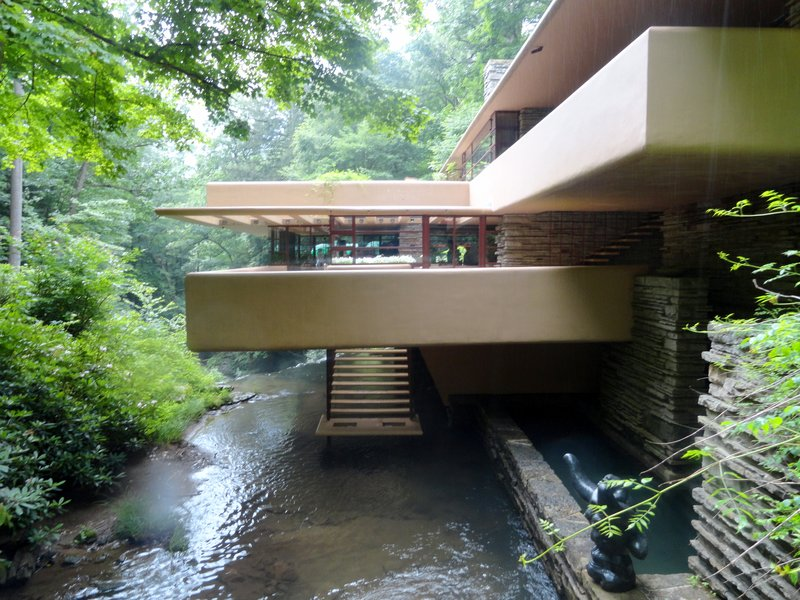 The Overhanging Patios
