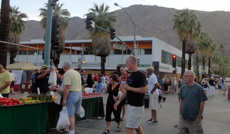 Thursday Night Street Market