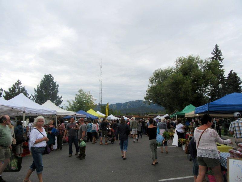 Tuesday Night Market