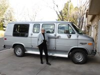 With Chevy Van