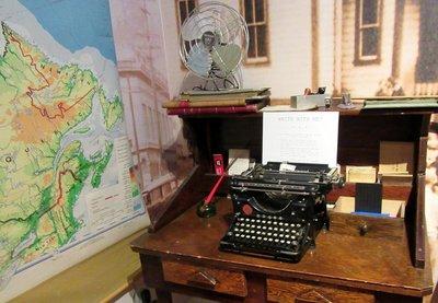 to the Typewriter