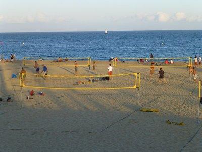 Voley Playa!