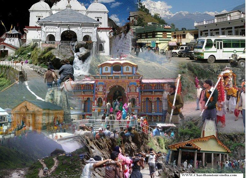 chardham tours india