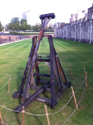 Trebuchet - Tower of London