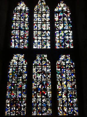 Chapel Glass - Tower of London