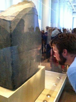 Rosetta Stone - Feat. Large Head